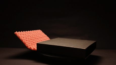 ESD protection cardboard PU foam