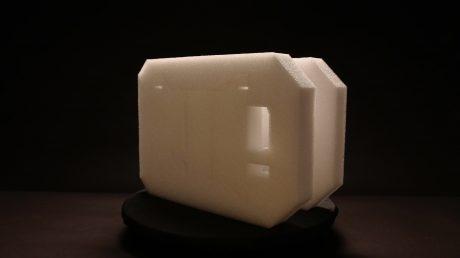 EPE foam, expanded foam, kiss-cut