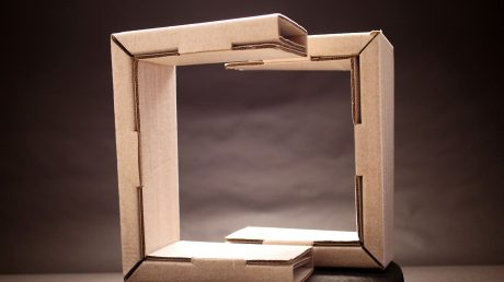 foam laminated cardboard
