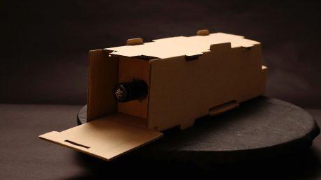 wine cardboard box
